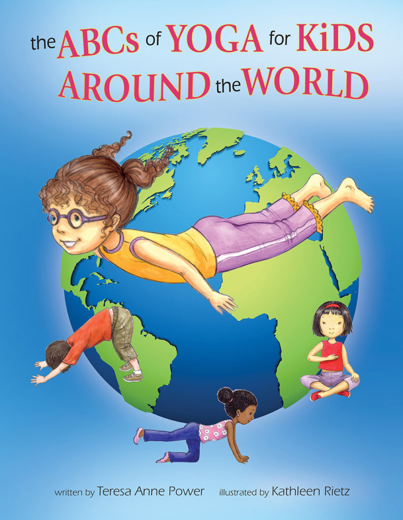 ABCs Yoga for Kids Around the World - Power